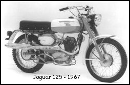 Jaguar 125 USA -1967