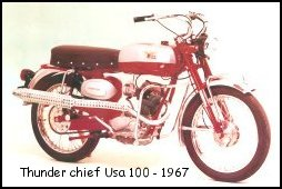 Thunder Chief 100 USA - 197